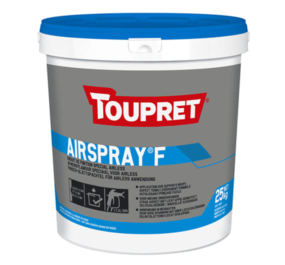 Toupret-Airspray-F-enduit-Finition-application-airless